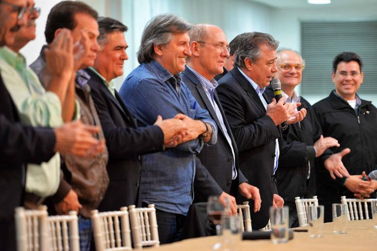 Lideranças do PSDB confirmam o projeto tucano para 2014.